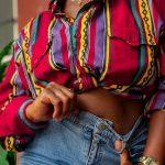 spodnie koszula stylizacja
